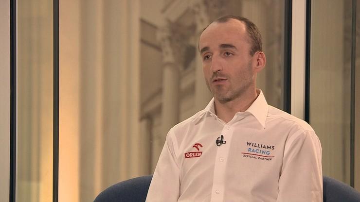 Robert Kubica zostaje w F1. PKN Orlen tytularnym sponsorem jego zespołu