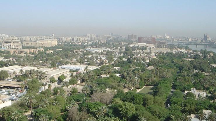 Irak: atak rakietowy na ambasadę USA