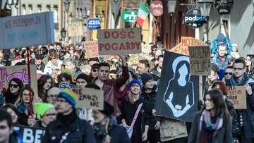 Protesty przeciw przemocy władzy. W Łodzi, Kielcach, Bydgoszczy i Lublinie