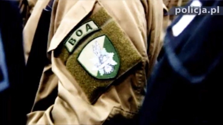 Korupcja w policyjnym Biurze Operacji Antyterrorystycznych. Ustawione przetargi na kombinezony
