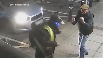 77-latek stanął do walki na pięści ze złodziejem [WIDEO]