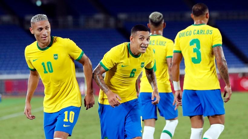 Tokio 2020: Brazylia - Hiszpania. Relacja na żywo
