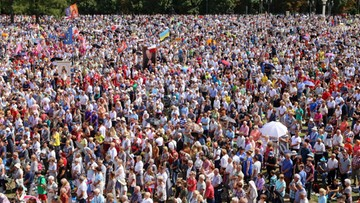 86 tys. osób przyszło w tym roku na Jasną Górę. Abp Pawłowski: jesteśmy i będziemy przeciwni złu