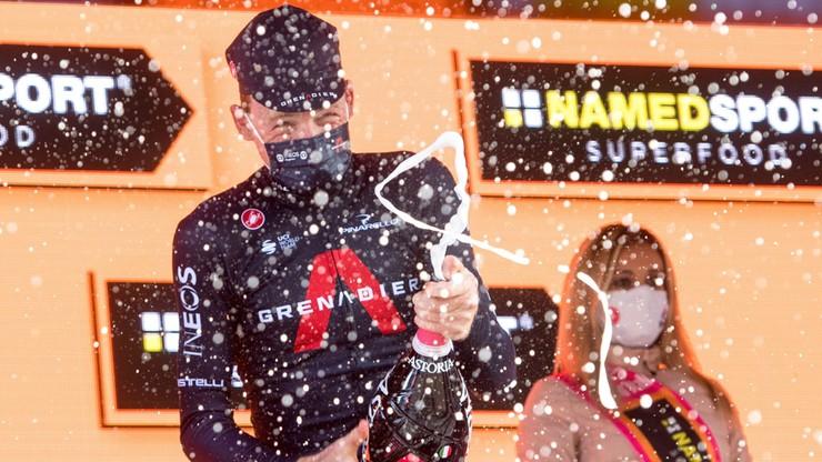 Tao Geoghegan Hart triumfatorem Giro d'Italia 2020!