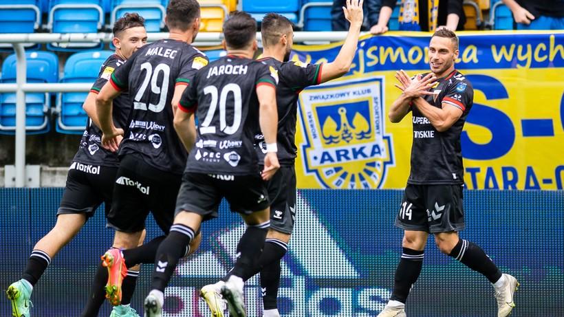 Fortuna 1 Liga: GKS Tychy - Widzew Łódź. Relacja i wynik na żywo