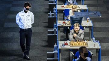 Szachowy turniej w Wijk aan Zee: Remisy Dudy i Wojtaszka