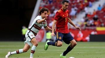 Hiszpania - Polska: Sergio Busquets dołączył do drużyny