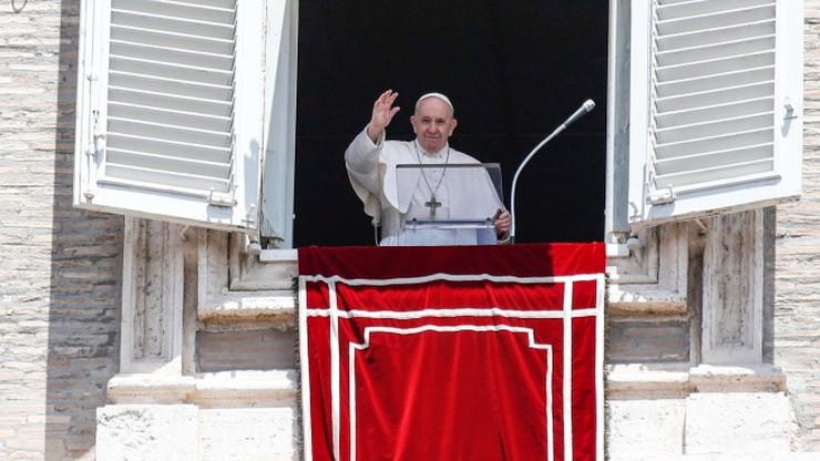 Milion euro od papieża. Powstał specjalny fundusz