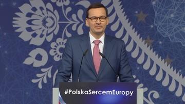 Morawiecki: ktoś, kto mówi o 100 mld, niech dokona wielkiego rachunku sumienia