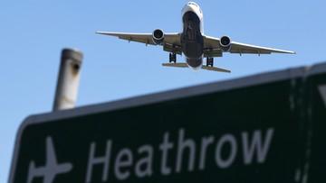 Wielka Brytania: liczba pasażerów na Heathrow spadła do poziomu z lat 70.