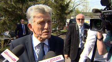 Piotrowicz: praworządność nie jest zdefiniowana, KE interpretuje ten zapis dowolnie