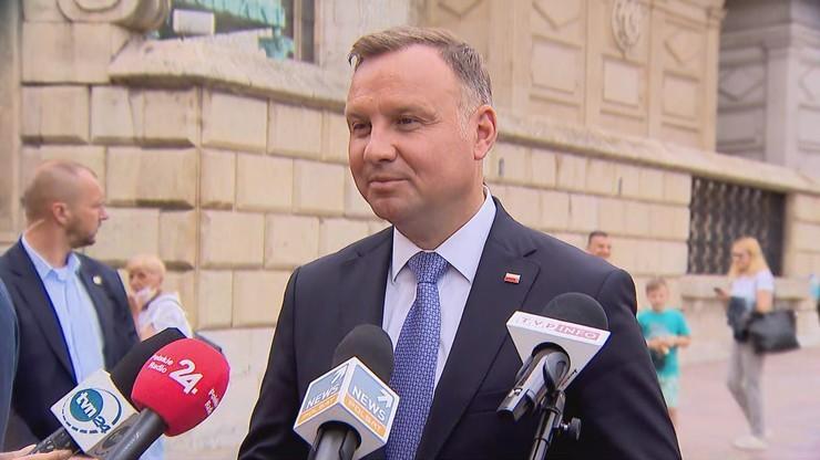 Prezydent: Sierpień 1980 to fundament wolnej Polski