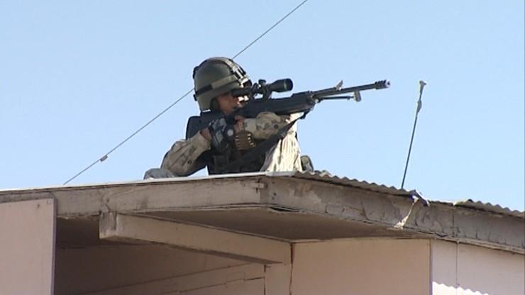Szkolenia zawieszone. Misja NATO w Iraku trwa