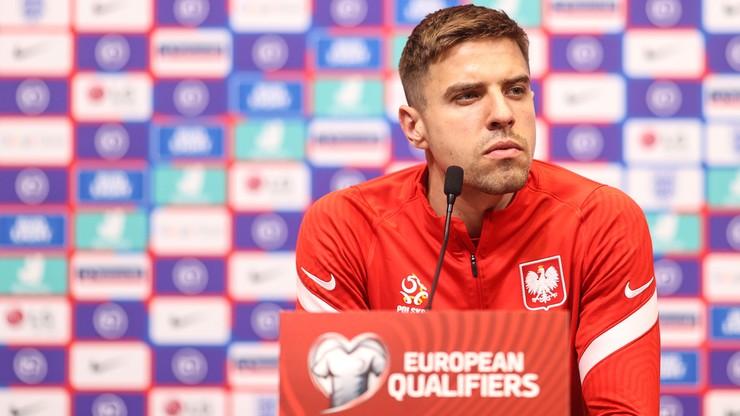 Euro 2020: Jan Bednarek na konferencji prasowej reprezentacji Polski. Transmisja TV i stream online