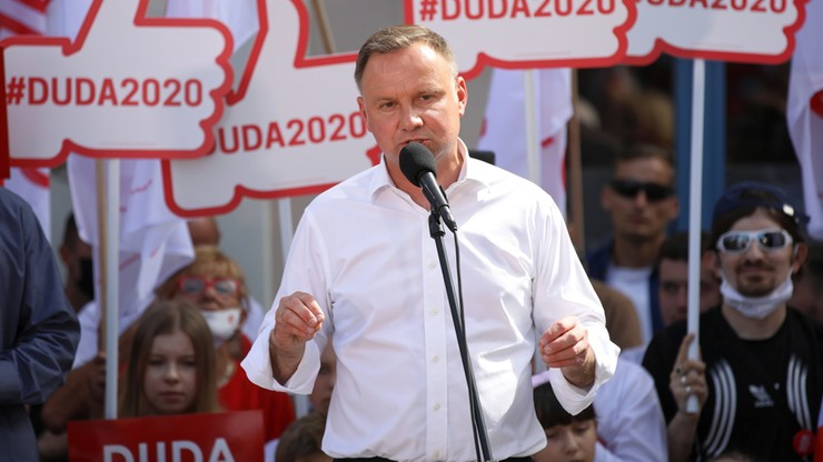 Prezydent: chcę Polski, która chroni słabszych i nie musi się bać silnych