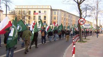 Politechnika Białostocka ostrzegła zagranicznych studentów przed ONR. Radziła zostać w akademiku