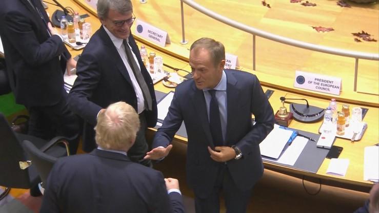 Brexit. Tusk: jest zgoda państw UE na przesunięcie wyjścia W. Brytanii ze Wspólnoty