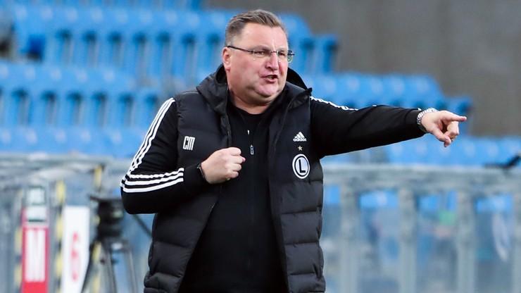 PKO BP Ekstraklasa: Stal Mielec - Legia Warszawa. Relacja na żywo