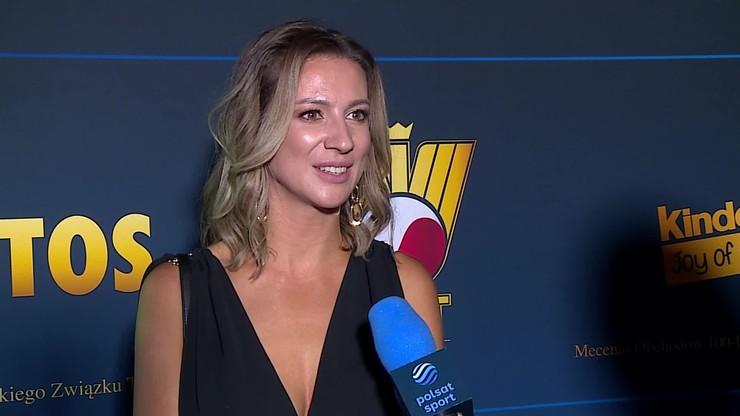 Marta Domachowska: Fajnie byłoby zagrać jeszcze kilka turniejów