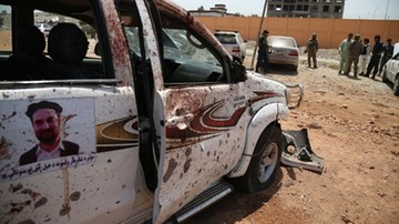 Afganistan: samobójczy zamach bombowy, sześć ofiar śmiertelnych