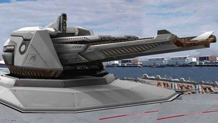Pentagon testuje broń elektromagnetyczną. Pociski lecą z prędkością 9200 km/h