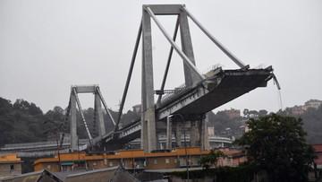 Dwa lata temu włoski senator zwracał uwagę na zły stan mostu w Genui