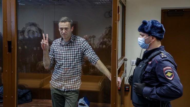 Rosja. Prokuratura chce uznania zwolenników Nawalnego za terrorystów
