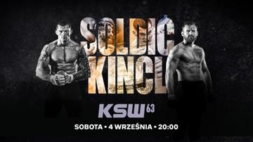 KSW 63 w PPV w Polsat Box i Polsat Box Go