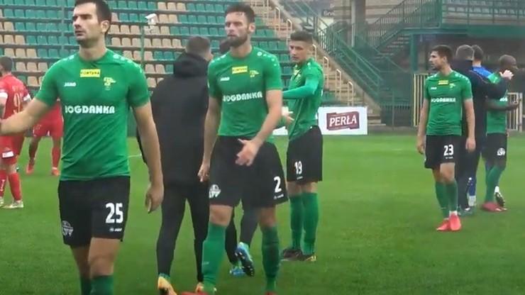 Fortuna 1 Liga: Niespodzianka w Łęcznej. Piąte zwycięstwo Górnika w sezonie