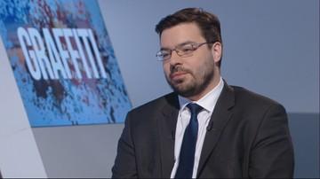 """""""Robienie z tego afery europejskiej jest śmieszne"""". Tyszka o sprawie Czarneckiego"""