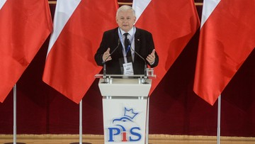 Prezes PiS: znów mamy rebelię