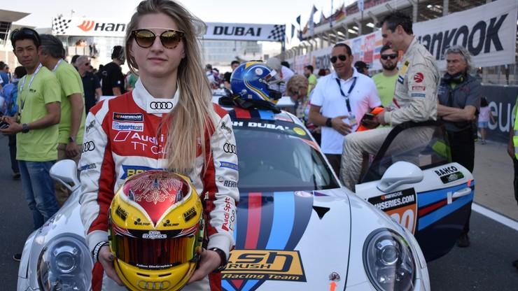 Rdest kolejny raz na podium w Dubaju