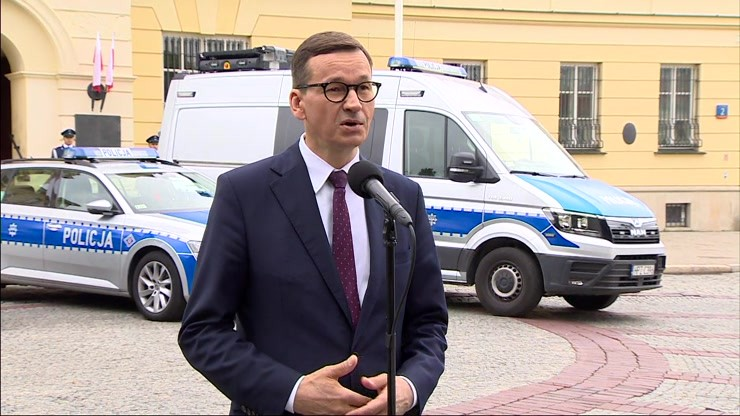 Mateusz Morawiecki: zachowanie bandytów za kierownicą będzie jeszcze surowiej traktowane