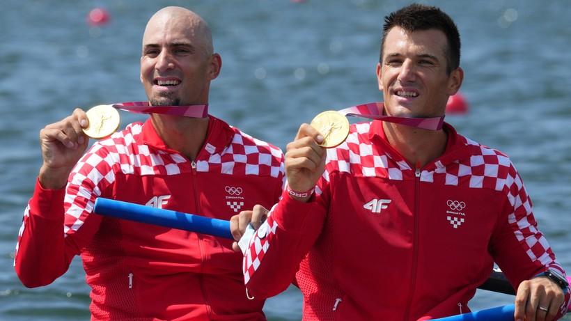 Tokio 2020: Chorwaccy bracia-wioślarze ze złotem olimpijskim