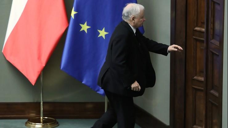 Kaczyński: zgodnie z konstytucją nie ma możliwości odłożenia wyborów, szczególnie na rok