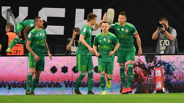 Lotto Ekstraklasa: Robak strzelił 114. gola