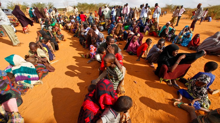 """""""Życie setek tysięcy osób zagrożone"""". Kenia zlikwiduje obozy dla uchodźców"""