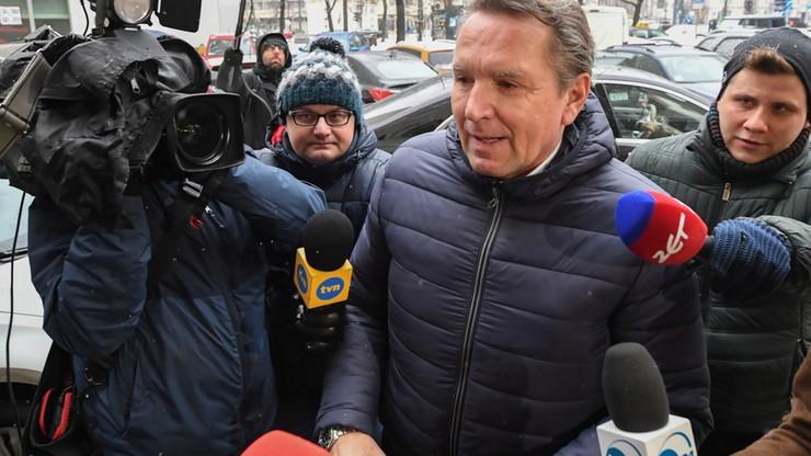 Birgfellner zeznał w prokuraturze, że Kaczyński nakłonił go do wręczenia 50 tys. zł dla księdza