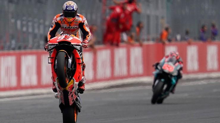 MotoGP: Wyścig w Japonii odwołany