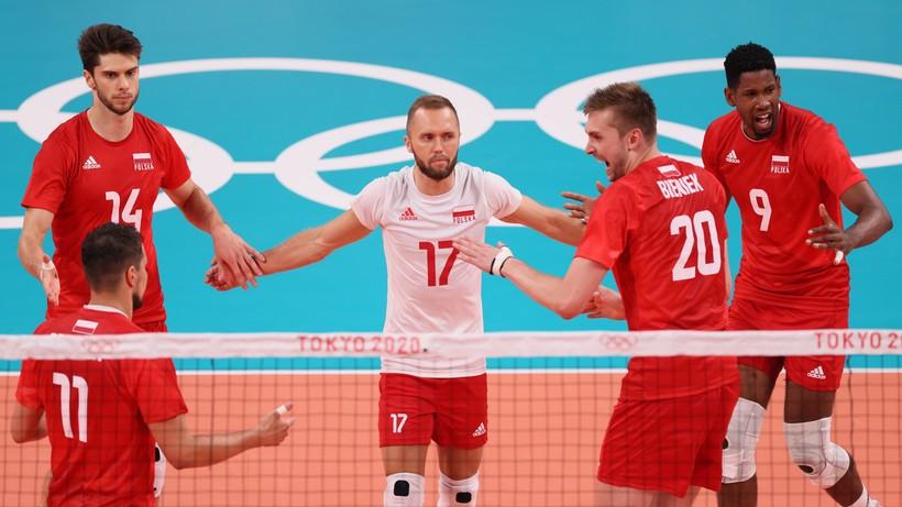 3:0 z Włochami! Pierwsze zwycięstwo polskich siatkarzy na igrzyskach Tokio 2020