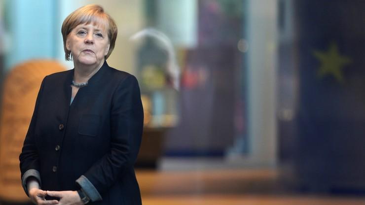 Poparcie dla CDU Angeli Merkel spadło poniżej 30 proc.