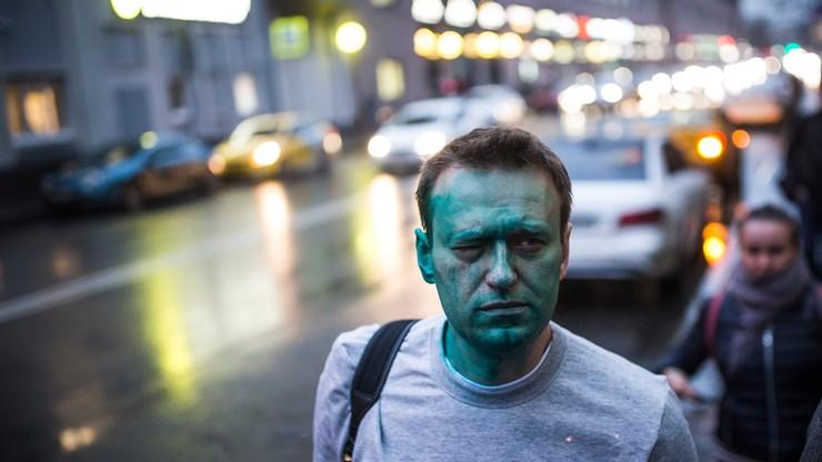 Rosyjski opozycjonista Nawalny skazany na 30 dni aresztu