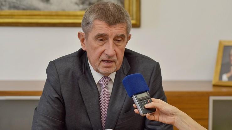 Śledczy sprawdzają, czy syn premiera Czech był porwany i wywieziony na Krym