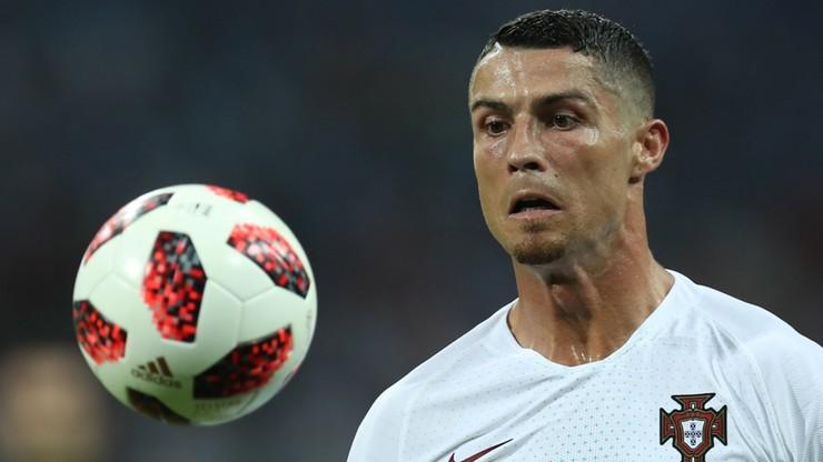 Liga Narodów: Ronaldo nie zagra z Włochami