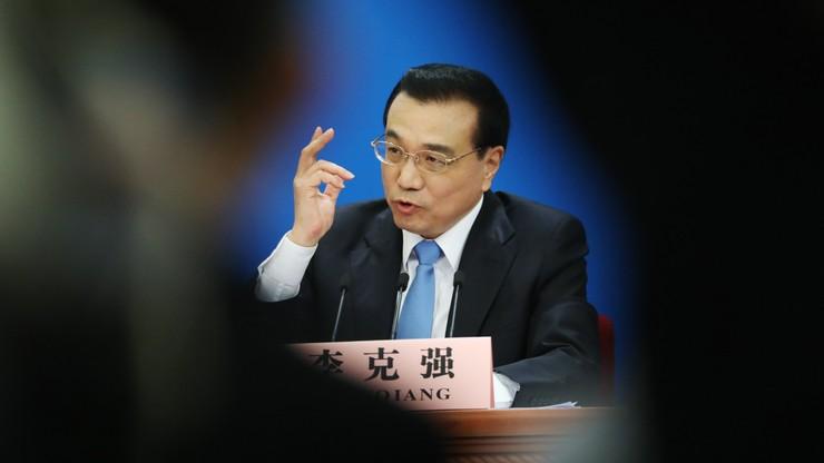 Premier Chin: nie chcemy wojny handlowej z USA