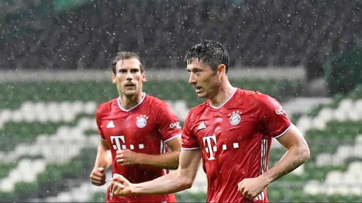 Bundesliga: Lewandowski zapewnił Bayernowi jubileuszowe mistrzostwo Niemiec