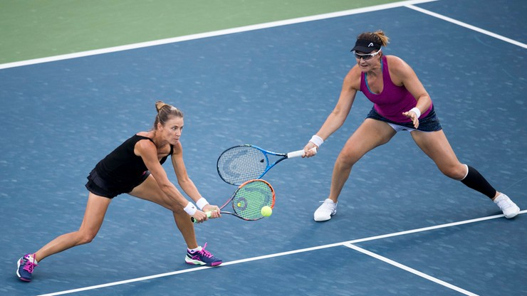 WTA Lugano: Awans Rosolskiej do drugiej rundy debla