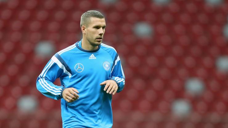Lukas Podolski odejdzie z Antalyasporu