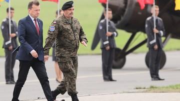 Mariusz Błaszczak na otwarciu Air Show: Polacy mają we krwi zachwyt nad sztuką lotniczą