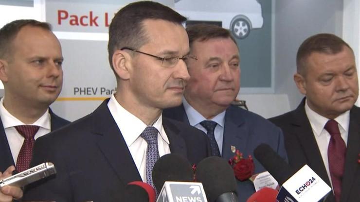 """""""Nie sądzę, by groziły nam kary"""" – Morawiecki o zamknięciu negocjacji ws. Caracali"""